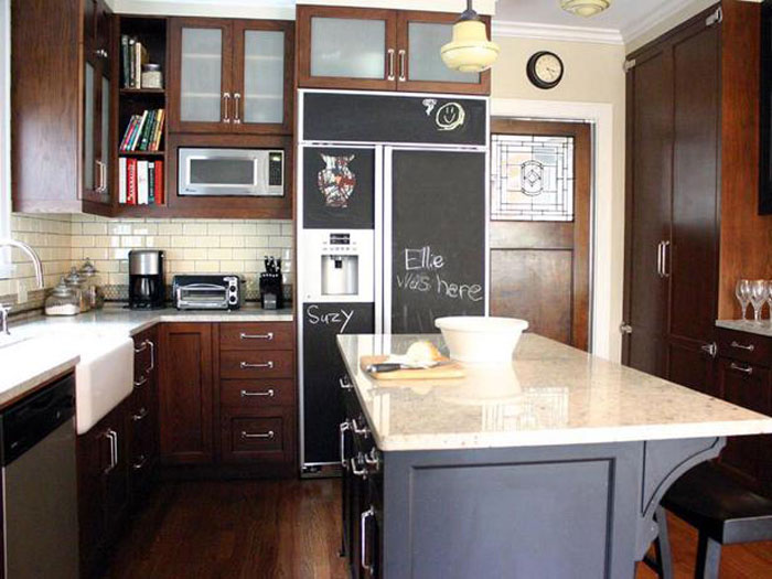 66498912421 Tips och förslag för att designa ett litet kök