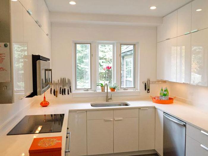 66498009448 Tips och förslag för att designa ett litet kök