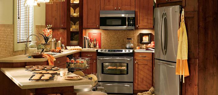 66498193216 Tips och förslag för att designa ett litet kök