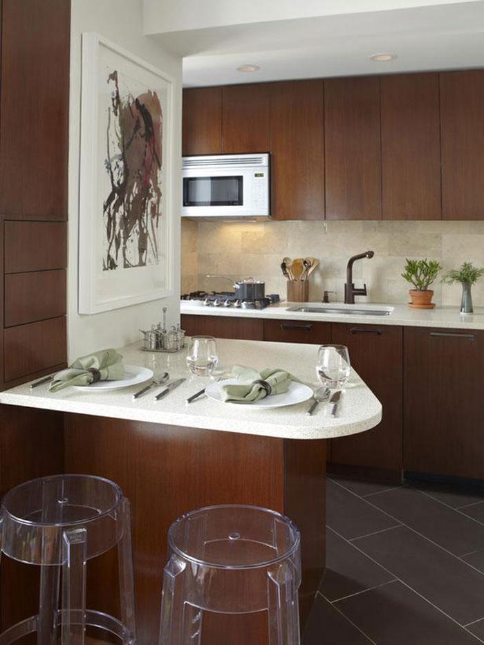 66498023147 Tips och förslag för att designa ett litet kök