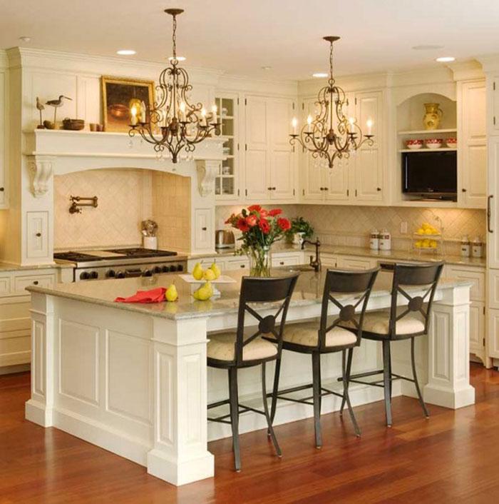66498099266 Tips och förslag för att designa ett litet kök