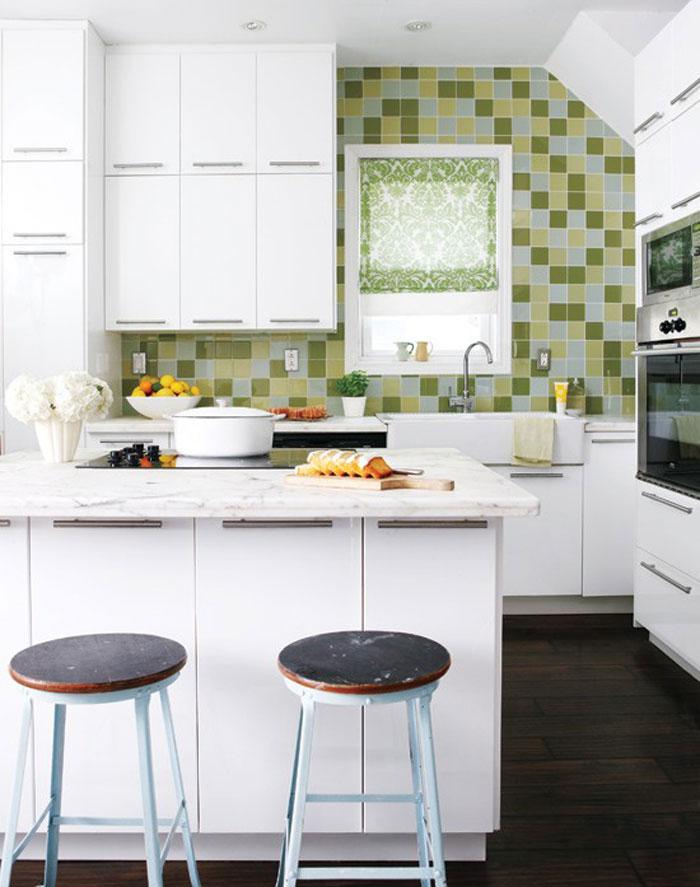 66498169270 Tips och förslag för att designa ett litet kök