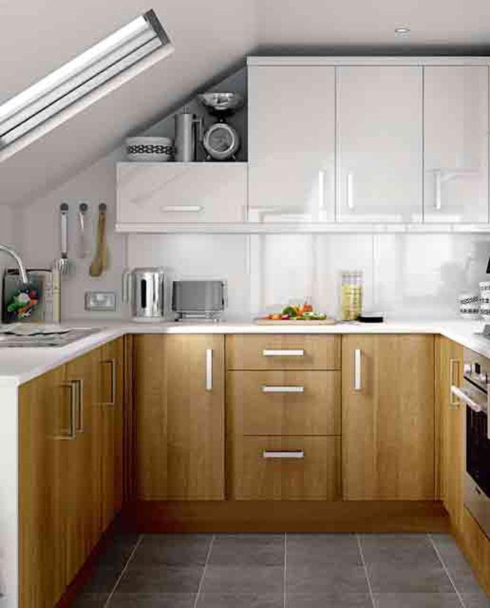 66498270593 Tips och förslag för att designa ett litet kök