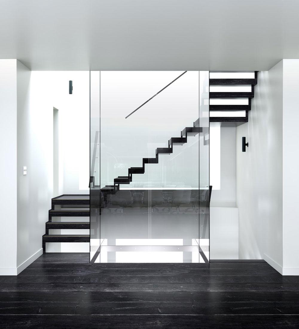 Moderna och utsökta flytande trappor9 Moderna och utsökta flytande trappor