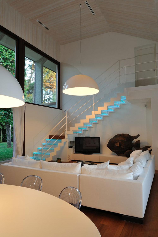 Moderna och utsökta flytande trappor13 Moderna och utsökta flytande trappor