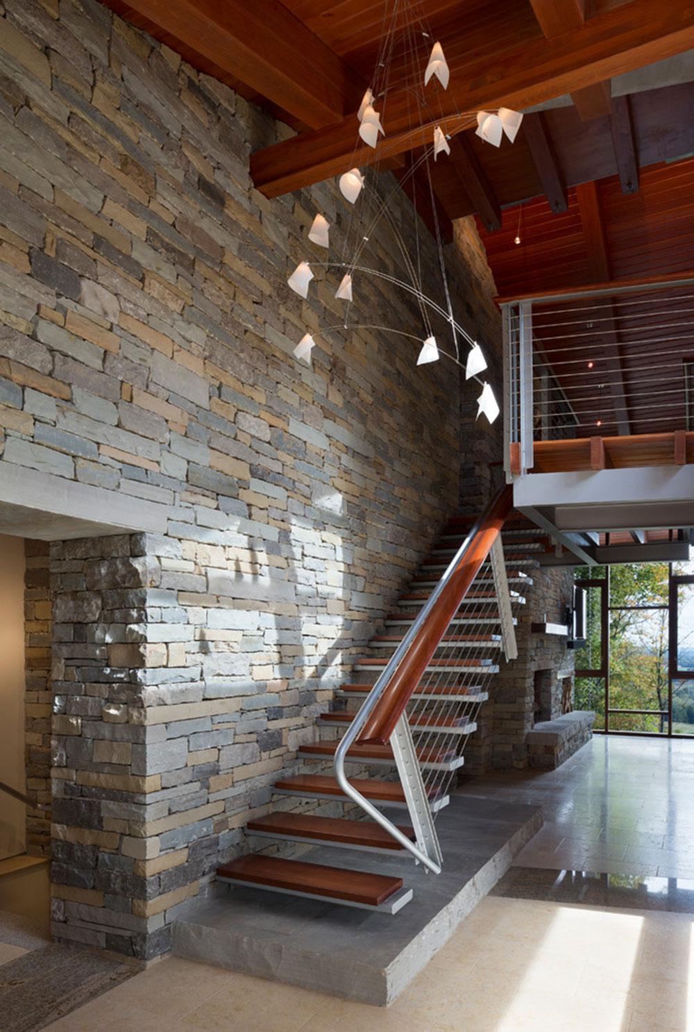 Moderna och utsökta flytande trappor15 Moderna och utsökta flytande trappkonstruktioner