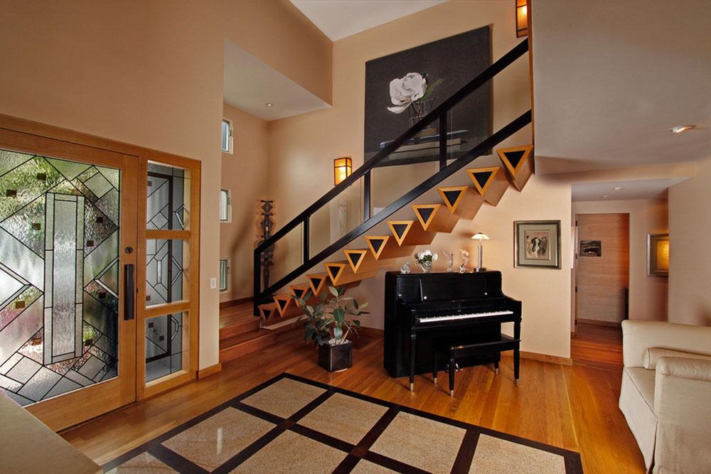 Modern och utsökt flytande trappa10 Moderna och utsökta flytande trappkonstruktioner