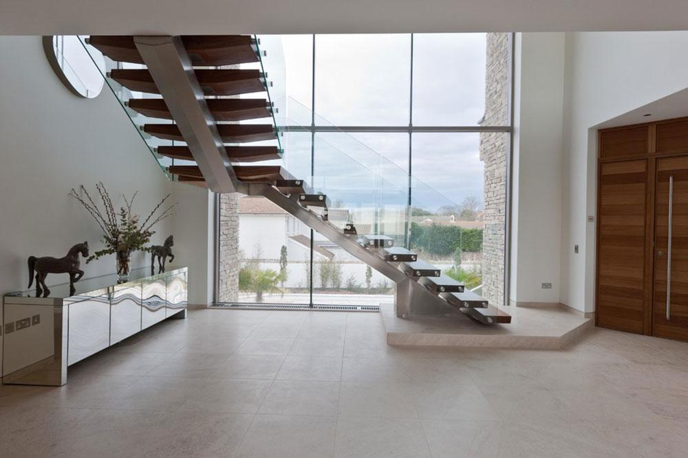 Moderna och utsökta flytande trappor1 Moderna och utsökta flytande trappor