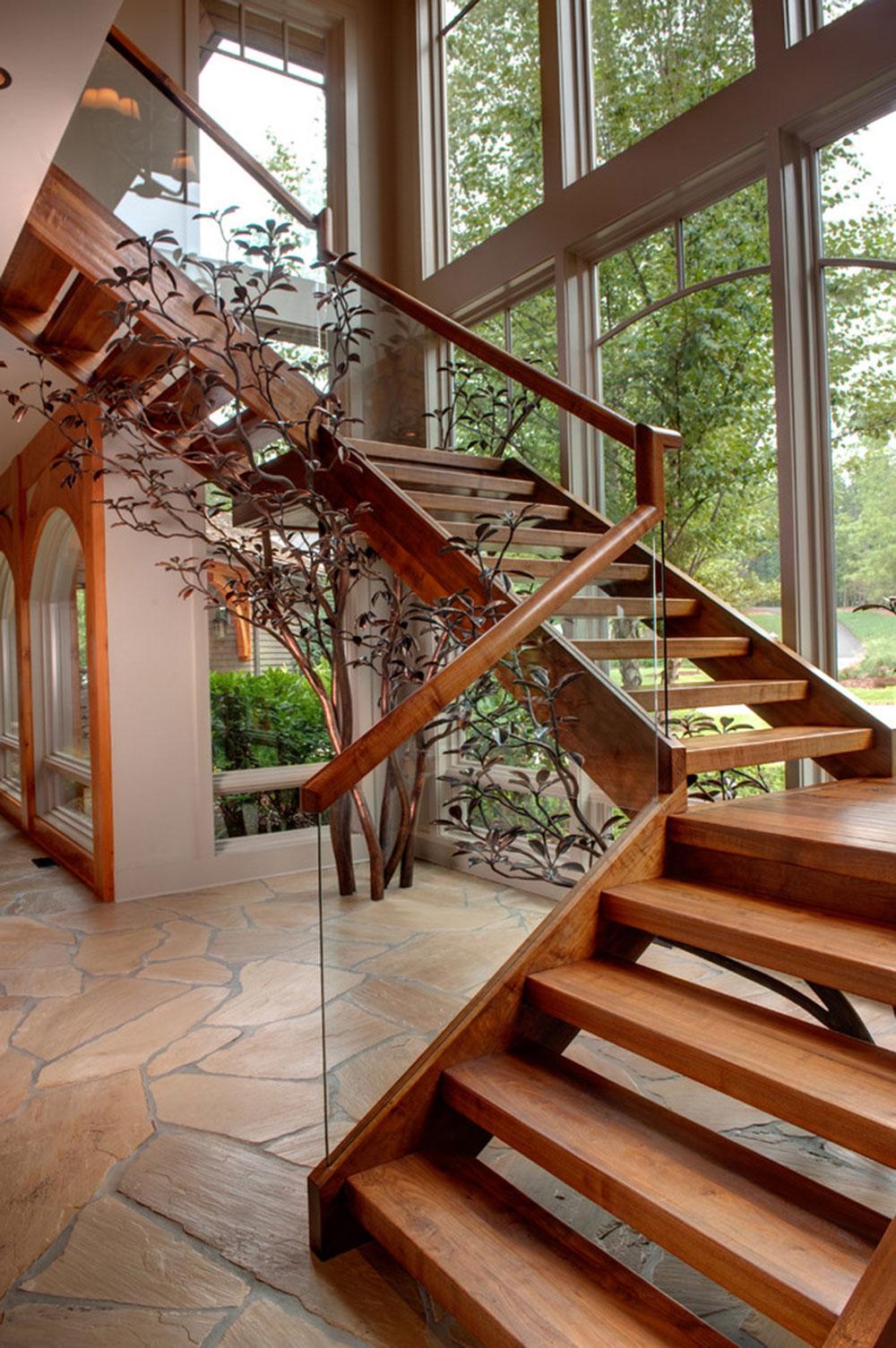 Moderna och utsökta flytande trappor7 Moderna och utsökta flytande trappor