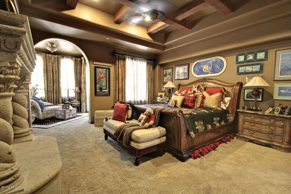 Njut av ditt liv med dessa färgglada sovrum 6 Njut av ditt liv med dessa färgglada sovrum