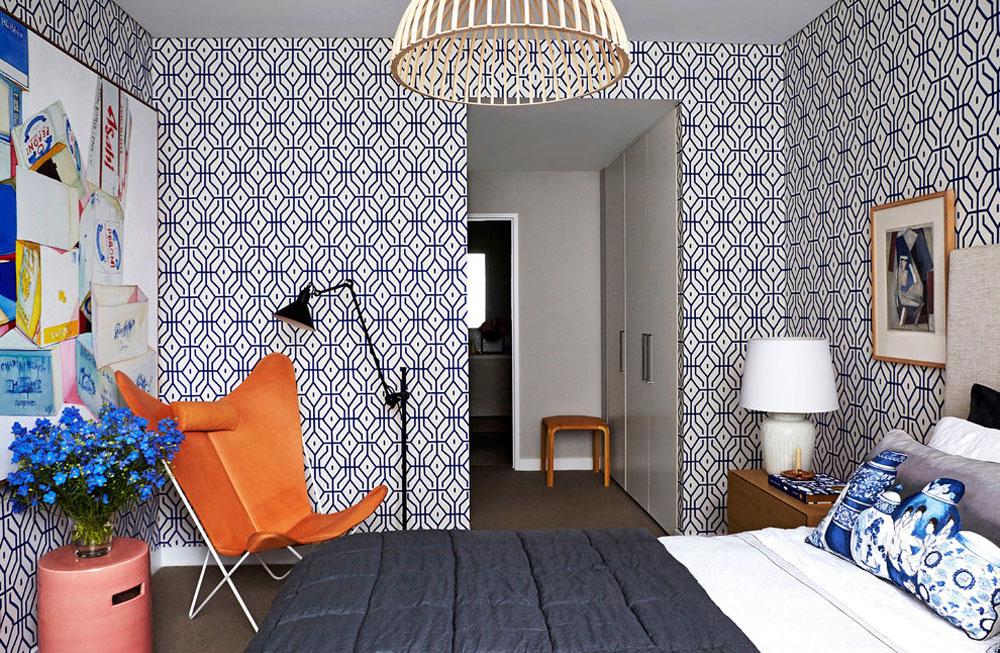 Njut av ditt liv med dessa färgglada sovrum.  3 Njut av ditt liv med dessa färgglada sovrum