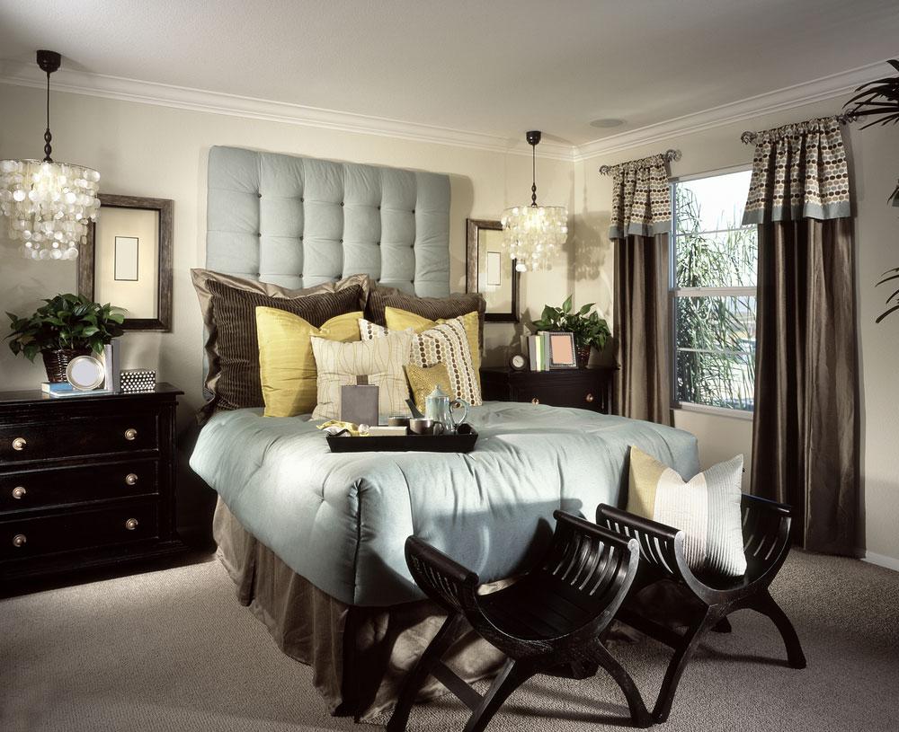 Njut av ditt liv med dessa färgglada sovrum 9 Njut av ditt liv med dessa färgglada sovrum