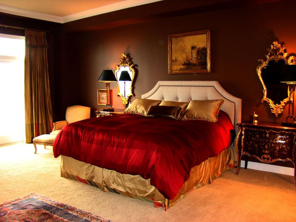 Njut av ditt liv med dessa färgglada sovrum 10 Njut av ditt liv med dessa färgglada sovrum