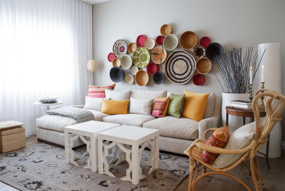 Bild-10-9 Väggdekor Idéer: Hur man dekorerar väggar