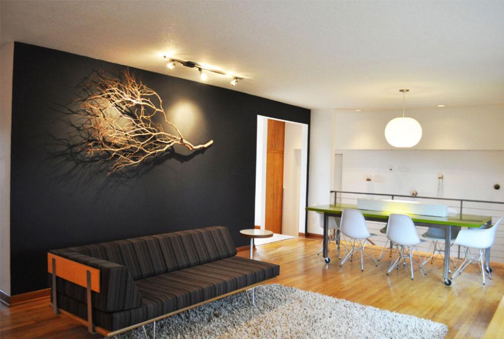 Bild-7-9 Väggdekorationsidéer: Hur man dekorerar väggar