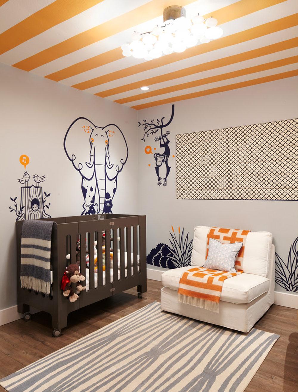 71 färgscheman för barnhem för ditt barns rum