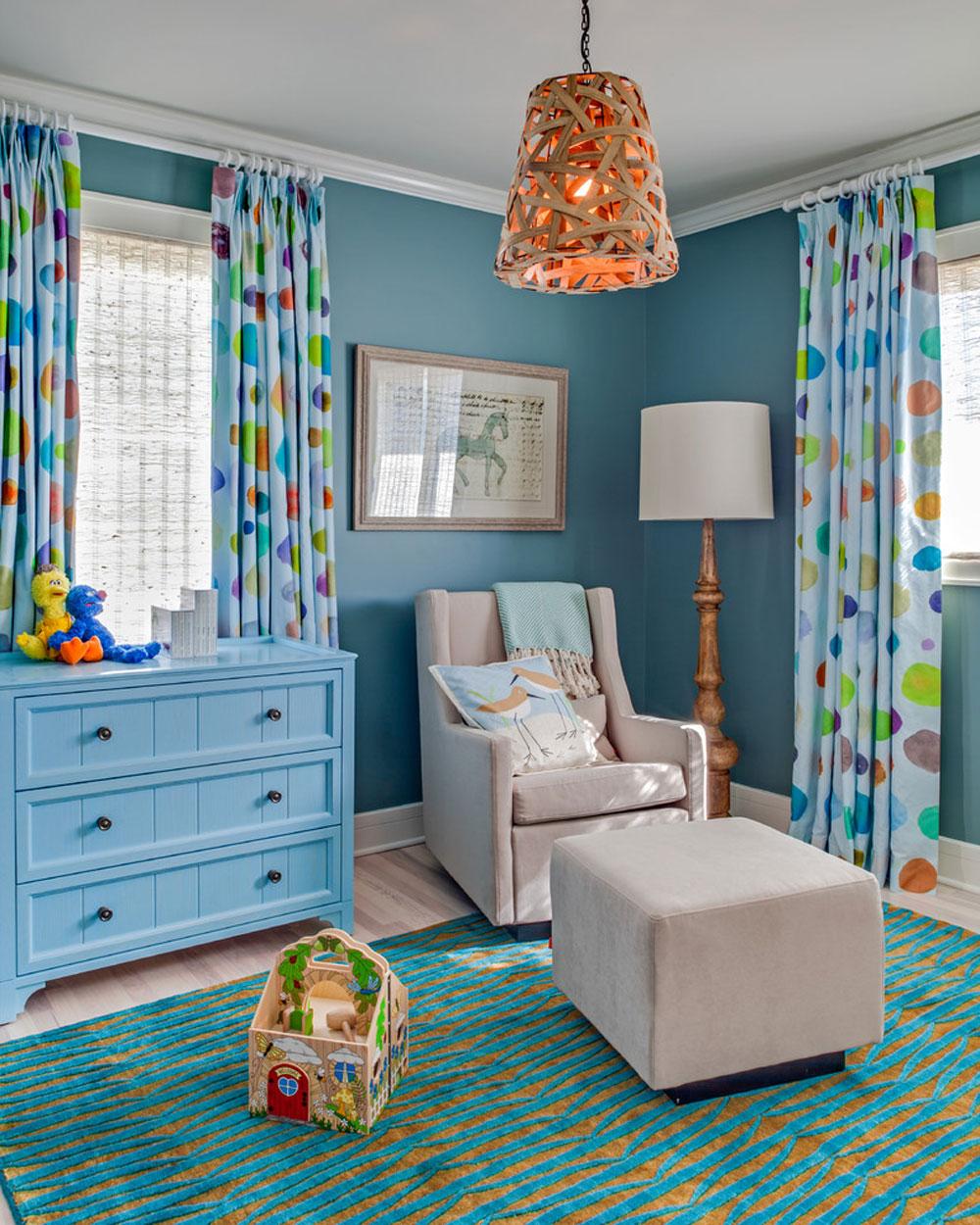 91 färgscheman för barnbarn för ditt barns rum