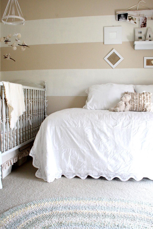 61 babyskolans färgscheman för ditt barns rum