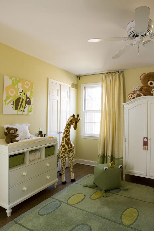 111 färgscheman för barnhem för ditt babyrum