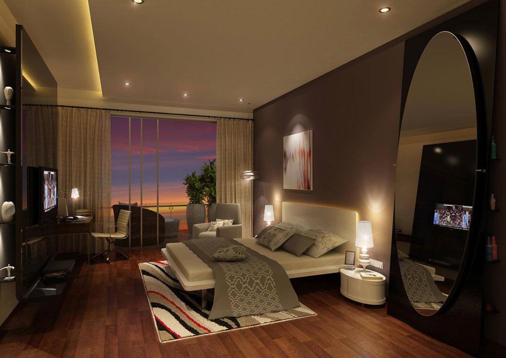 Hur man ordnar möbler i ditt hus 11 Hur man ordnar möbler i ditt hus
