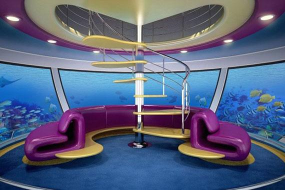amfibie-5 futuristiska lyxresorter som kommer att blåsa dig
