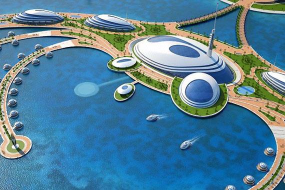 amfibiska-3 futuristiska lyxresorter som kommer att blåsa dig