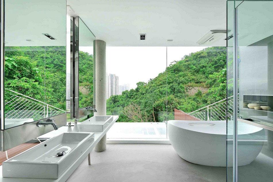 Detta hållbara hus-i-Hong Kong-10 Detta hållbara hus i Hong Kong är definitivt en stor inspiration