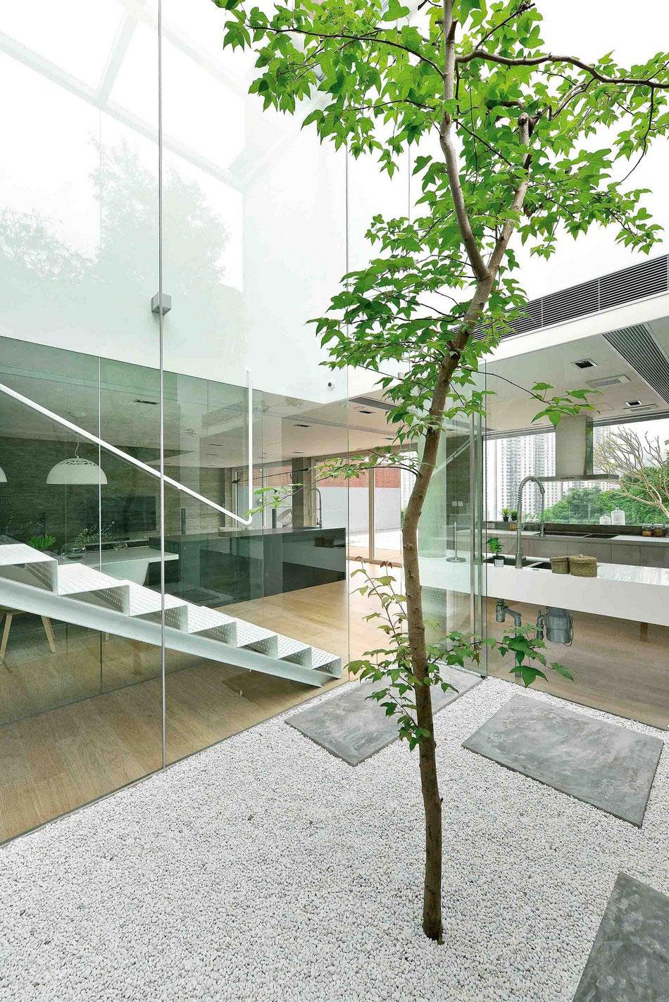 Detta hållbara hus i Hong Kong 8 Detta hållbara hus i Hong Kong är definitivt en stor inspiration
