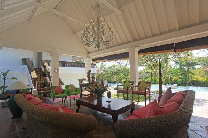 t26 Tropiska vardagsrumsdesigner från paradisets hörn