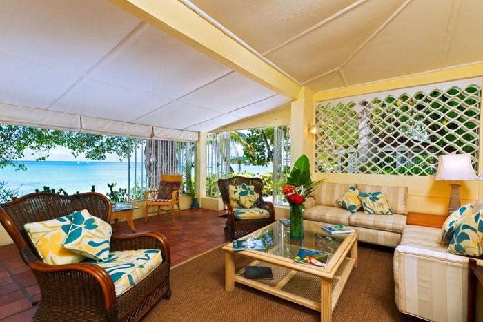 t7 Tropiska vardagsrumsdesigner från paradisets hörn