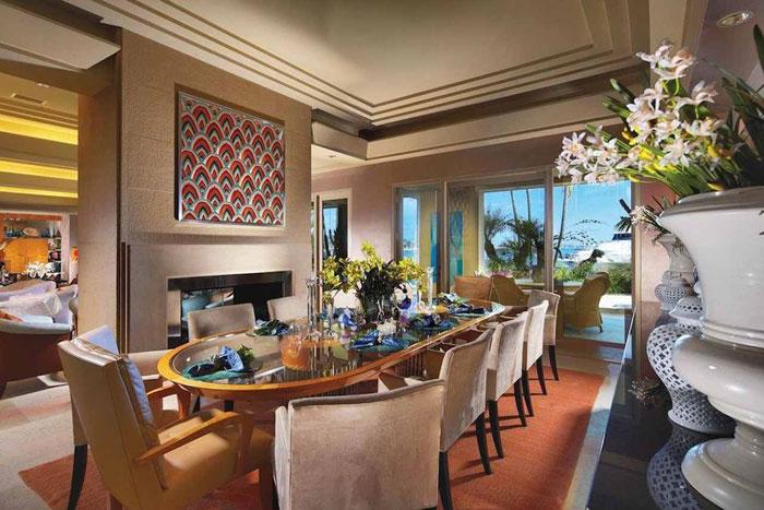 t13 Tropiska vardagsrumsdesigner från paradisets hörn