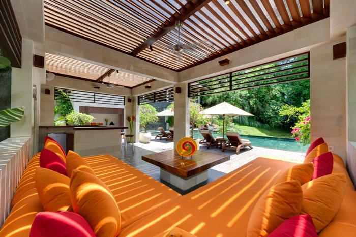 t10 Tropiska vardagsrumsdesigner från paradisets hörn