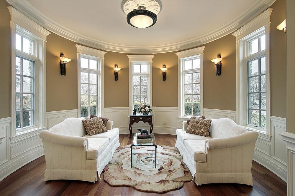 Ljus upp ditt hem med dessa vardagsrumsbelysningstips.  10 Ljus upp ditt hem med dessa vardagsrumsbelysningstips