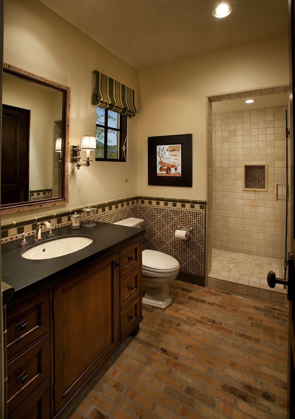 Det eleganta badrummet bör prioriteras9 Det eleganta badrummet bör prioriteras