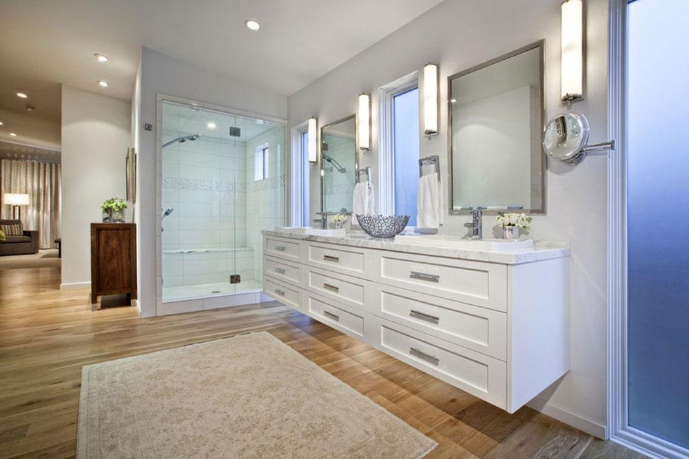 Det eleganta badrummet bör prioriteras14 Det eleganta badrummet bör prioriteras