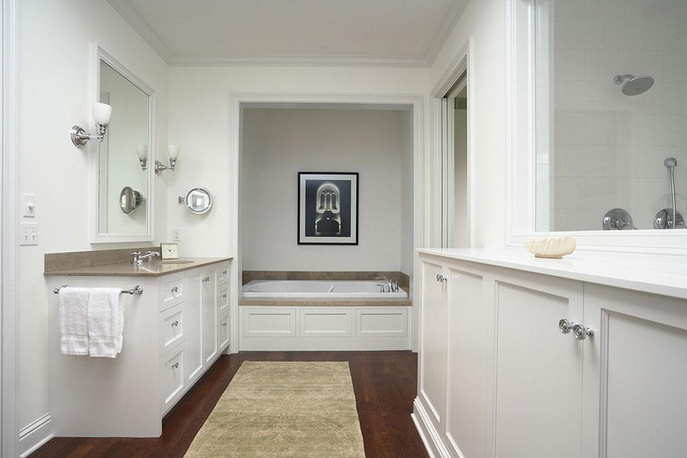 Det eleganta badrummet bör prioriteras16 Det eleganta badrummet bör prioriteras