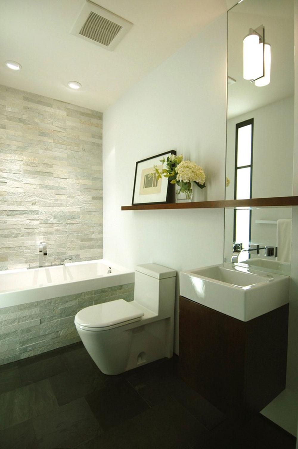 Styling av ditt badrum bör vara en prioritet12 Designa stil bör vara en prioritet