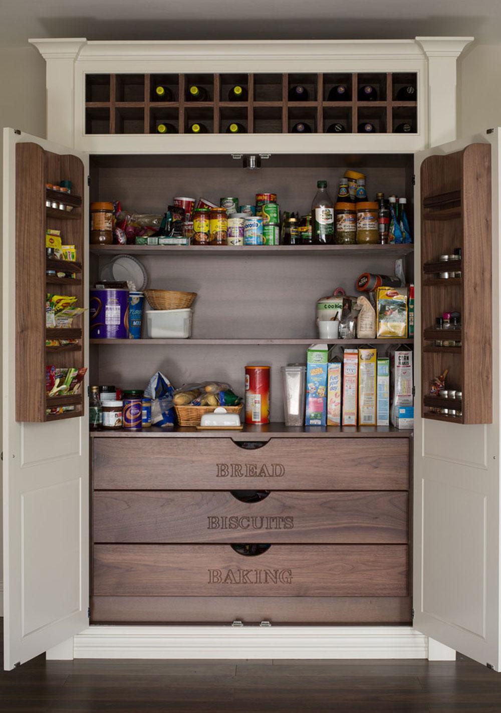 Kök för Jonathan Williams kök av BMLMedia.ie_ Idéer för skafferi: Idéer för hyllor och förvaring för ditt kök