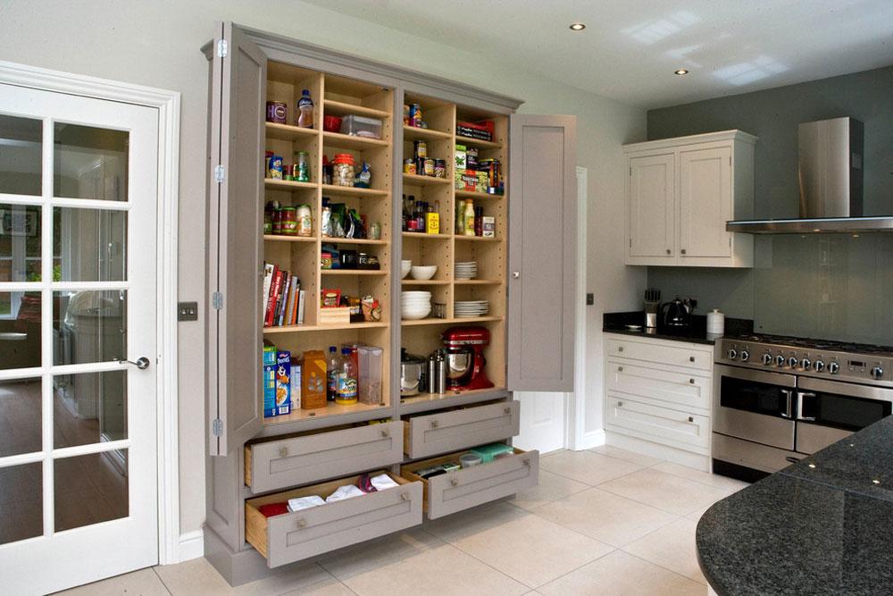 Guildford-Residence-by-Anthony-Edwards-Kitchens Pantry Cabinet Ideas: Hyllor och förvaringsidéer för ditt kök