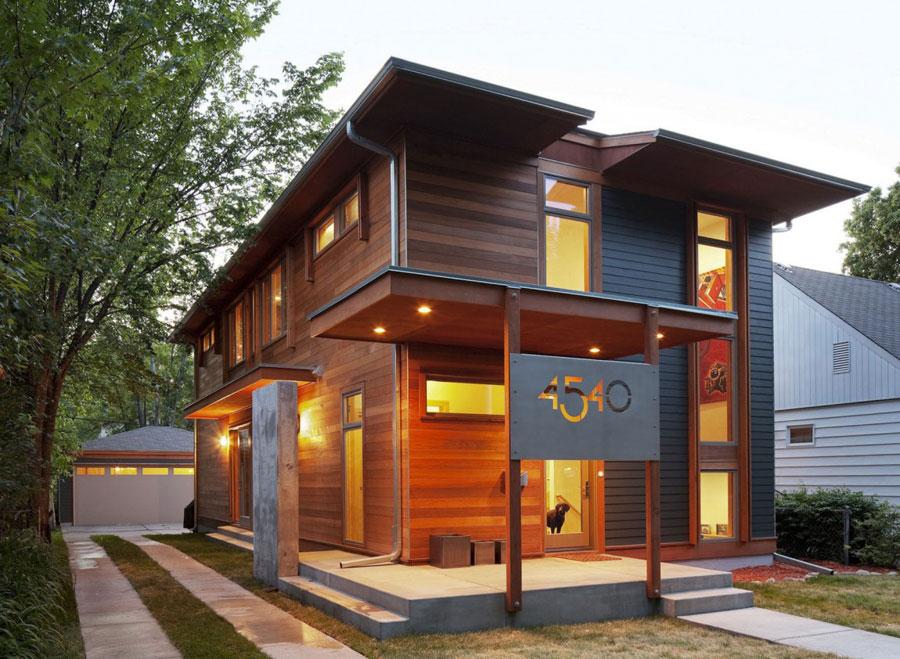 Urban-Green-by-SALA-Architects Om du någonsin designar ditt eget hus, gör det med en arkitektur som den här