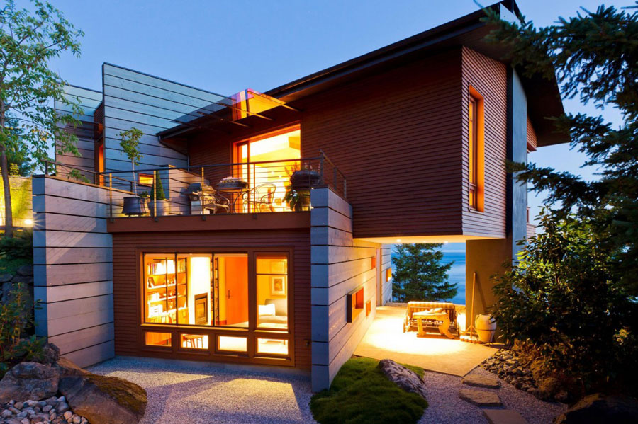 San-Juan-Cliffside-by-Prentiss-Architects Om du någonsin utformar ditt eget hem, gör det med en arkitektur som den här