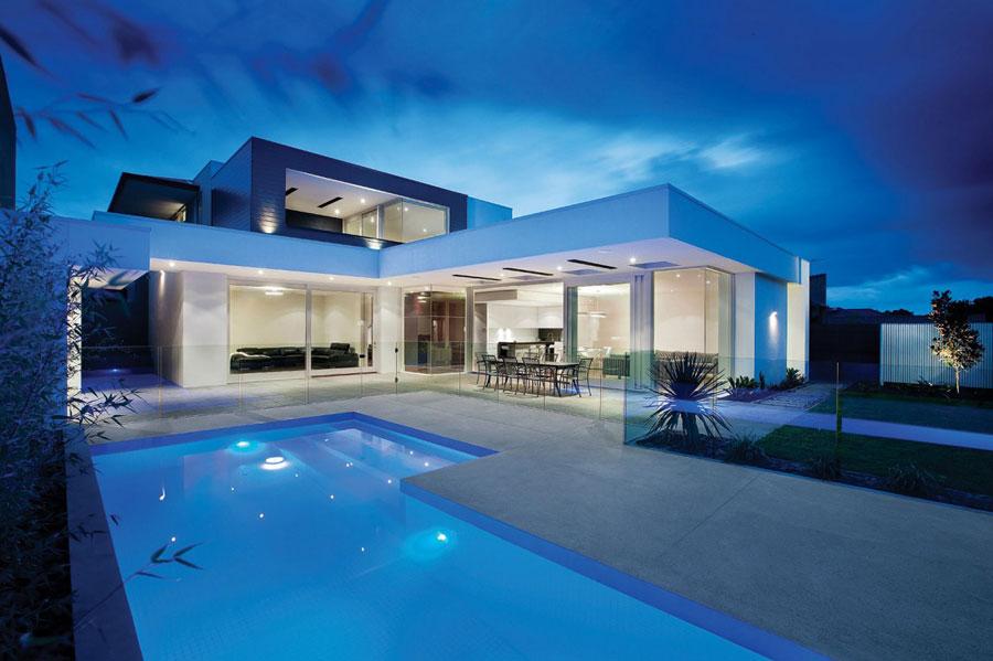 Hawthorn-Residence-by-Canny Om du någonsin designar ditt eget hem, gör det med arkitektur som den här