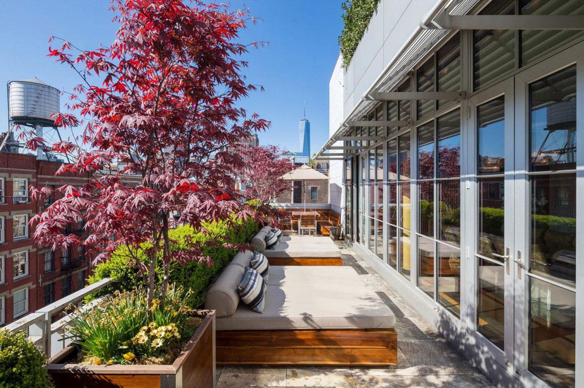 Penthouse-BA-högkvalitets New York Property-2 Penthouse B, en fastighet i New York av hög kvalitet
