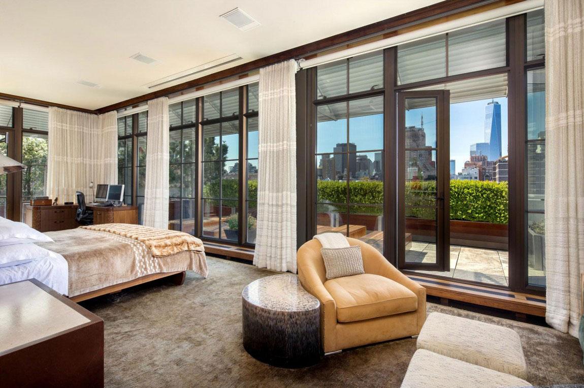 Penthouse-BA-högkvalitativ New York Property-7 Penthouse B, en högkvalitativ fastighet i New York