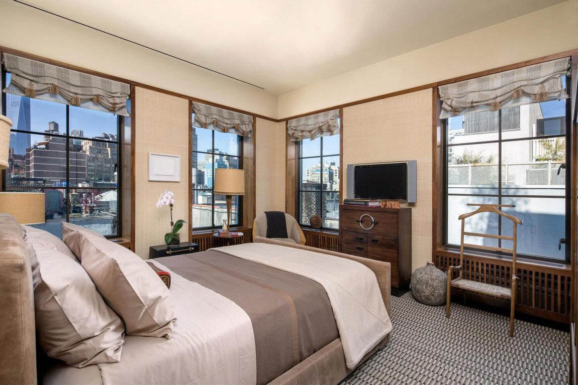 Penthouse-BA-högkvalitativ New York Property-6 Penthouse B, en fastighet i New York av hög kvalitet