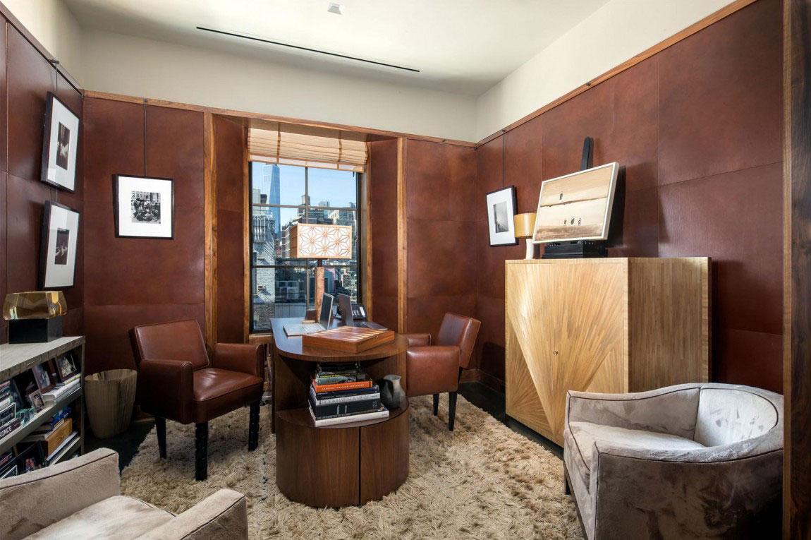 Penthouse-BA-högkvalitativ New York Property-9 Penthouse B, en fastighet i New York av hög kvalitet