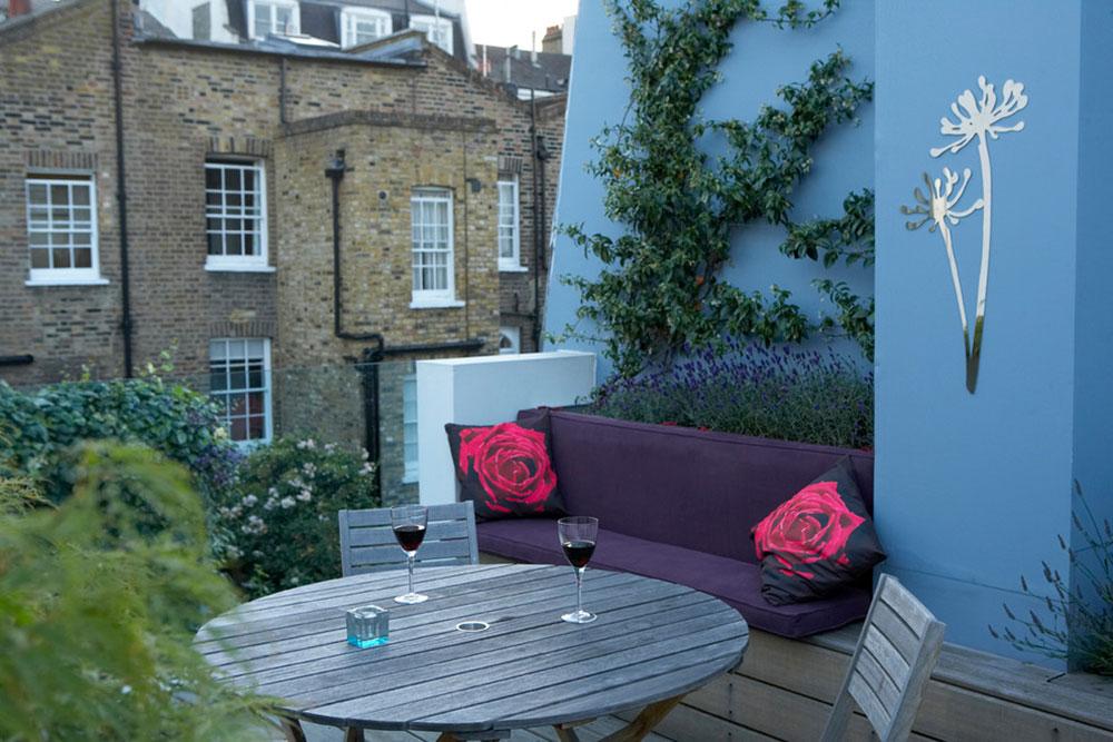 Tips för att bygga en balkongsträdgård i ditt hem 8 tips för att bygga en balkongträdgård i ditt hem