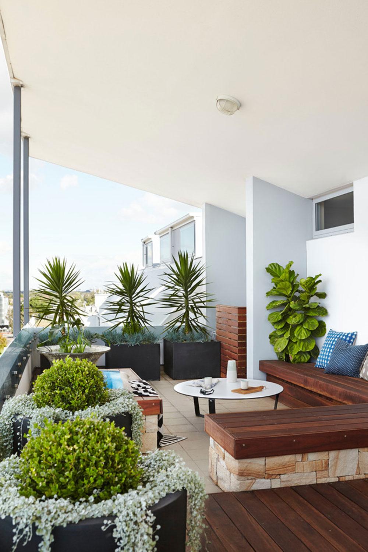 Tips för att bygga en balkongsträdgård i ditt hem 4 tips för att bygga en balkongträdgård i ditt hem