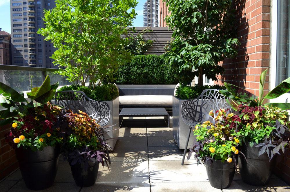 Tips för att bygga en balkongsträdgård i ditt hem 1 tips för att bygga en balkongträdgård i ditt hem