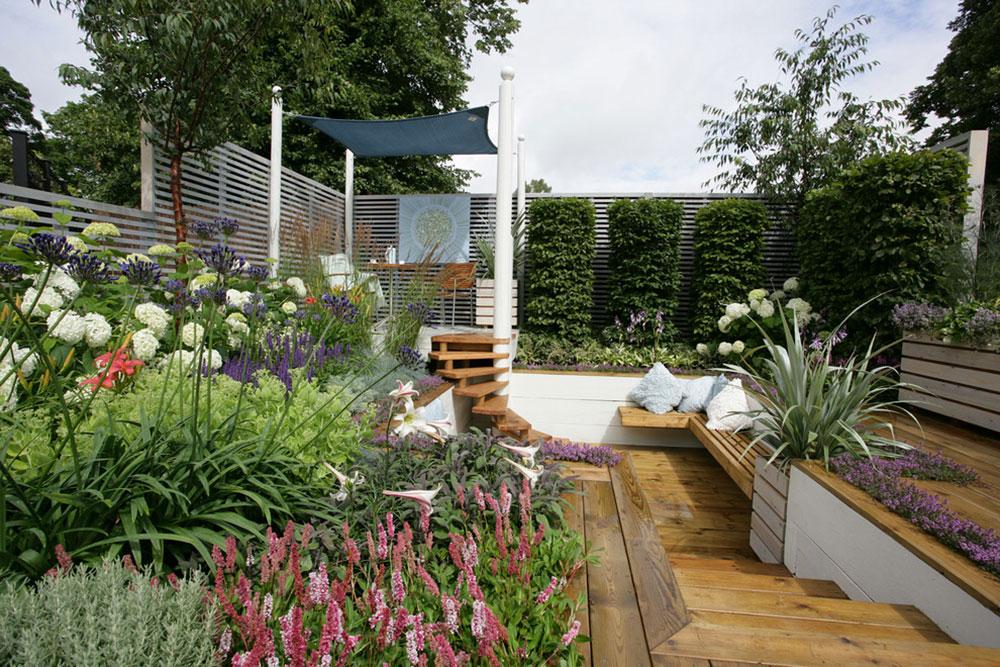 Tips för att bygga en balkongsträdgård i ditt hem 3 tips för att bygga en balkongträdgård i ditt hem